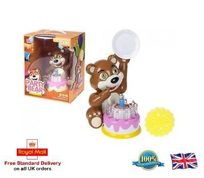 Marvelous Party Bear Cake Game Family Fun Game Desktop Game Toy Gift Funny Birthday Cards Online Bapapcheapnameinfo