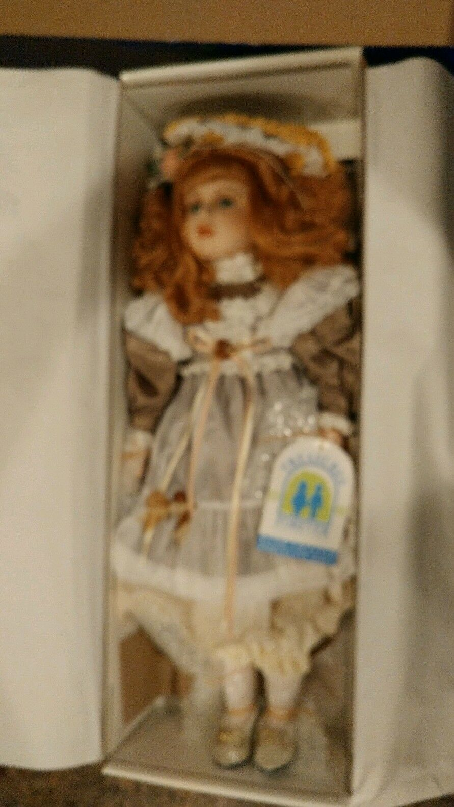 Vera Treasures Forever Collection Doll.