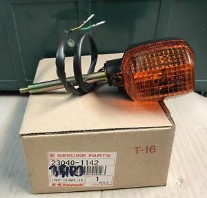 Freccia-completa-Lamp-Signal-Kawasaki-GPZ500-NOS-23040-1142