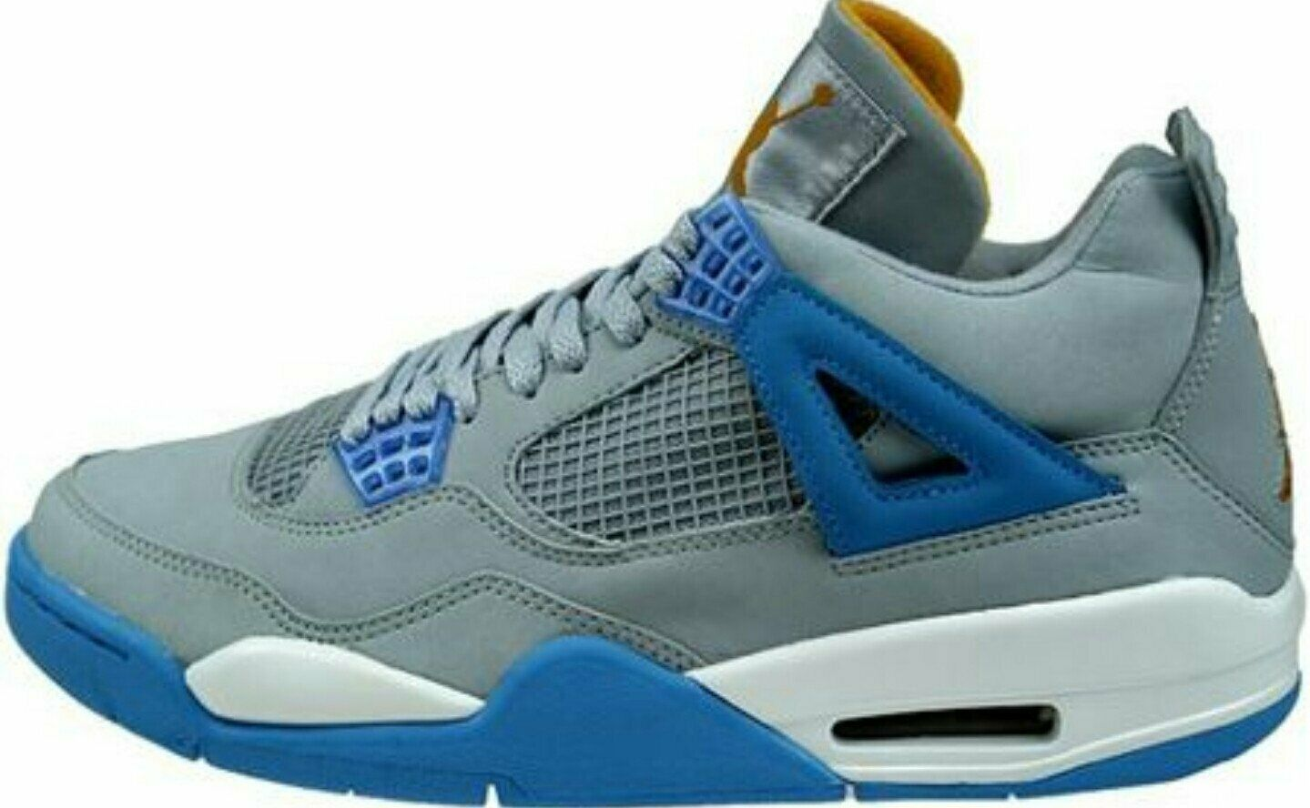 AIR JORDAN RETRO 4 blueE MIST LAST ONE SZ 13