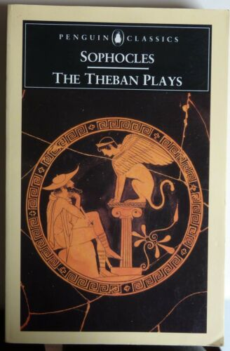 1 of 1 - The Theban Plays by Sophocles