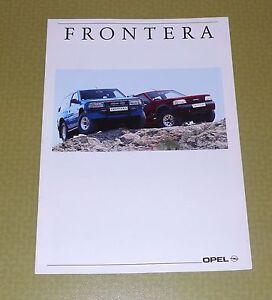 Prospekt-Opel-Frontera-1991