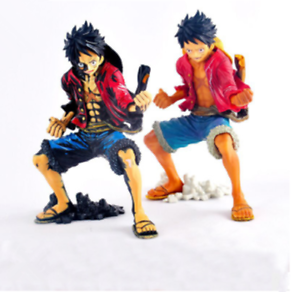 Luffy PVC Action Figure Collectible Figurine Toy Gift Anime One Piece Monkey D
