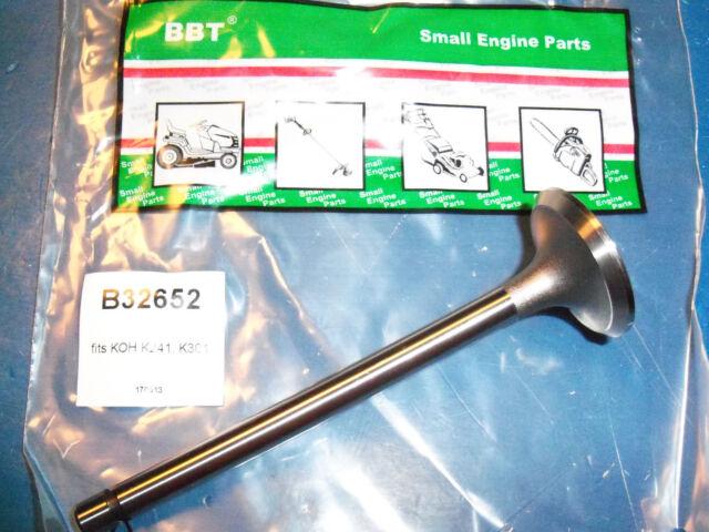 Kohler valves intake and exhaust K241 K301 M10 M12 New