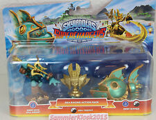Sea RACING ACTION PACK Skylanders Superchargers Deep Dive Gill Grunt REEF Squartatore