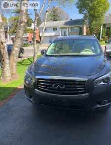 Infinite jx35 very good condition fully loaded navigation system