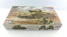 #e3124 Tamiya 1987 Modellbau Russischer Kampfpanzer T34/85 Maßstab 1:35