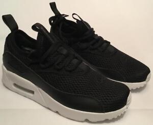 b2e0769f95bd Nike Junior Air Max 90 EZ Trainers - Black White - Brand New - Sizes ...