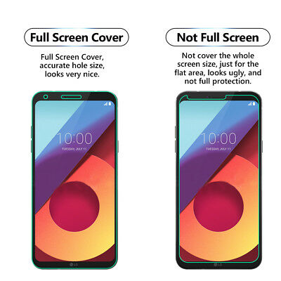 1x Full Screen Face Curved Tpu Screen Protector Cover For Lg Q6 Spezieller Sommer Sale