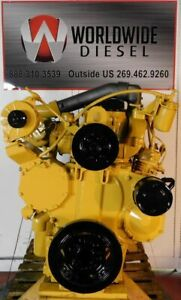 1977-CAT-3406A-Diesel-Engine-325HP-Approx-443K-Miles-All-Complete