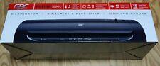 Swingline Acco Gbc Fusion 1000l 9 Laminator 1703072 New Sealed