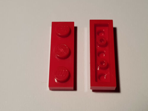 LEGO® 10 x 3623 Platte 1 x 3 rot 362321 Red #AA53