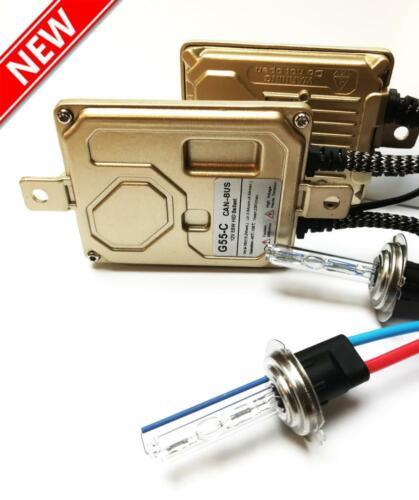 H3 55W Metal Base Smart Canbus Xenon HID Conversion Kit 5000K 6000K 8000K