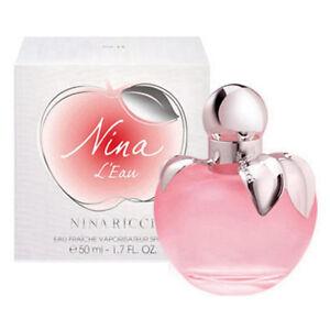 Nina Leau De Nina Ricci Colonia Perfume Edt 50 Ml Mujer