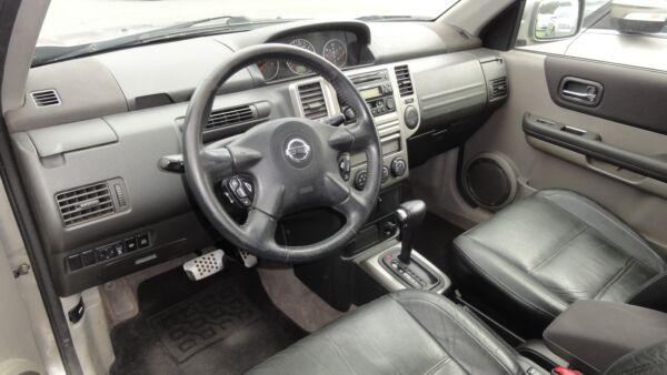 Nissan X-Trail 2,5 SE 4x4 Van - billede 4