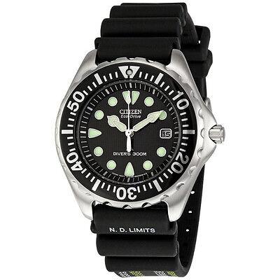 Citizen Professional Diver Eco-Drive Mens Watch BN0000-04H