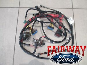 Ford 7.3 L Diesel >> Details About 00 Thru 01 Excursion Oem Ford Engine Wiring Harness 7 3l Diesel W O California