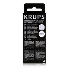 Krups XS300010 Reinigungstabletten für Kaffeevollautomaten