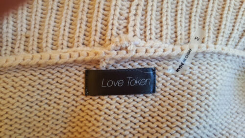Love Jacket unica Rabbit Taglia Token rRqrfY