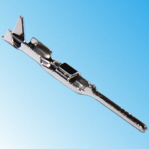 10-Stuck-Crimpkontakte-fur-Pinheader-Raster-2-54mm-Stecker-Kabel-lotbar-mannlich