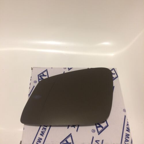 BMW X1 2012-2017 Left Passenger Side Heated Wing Door Mirror Glass /& Back Plate