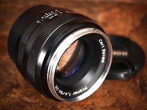 Zeiss-50mm-f-1-4-Planar-T-ZE-Lens-for-Canon-Please-Read
