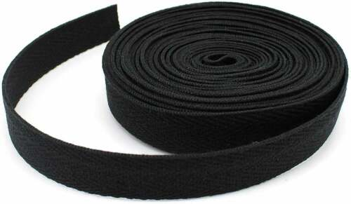 Earth Friendly Ribbon Different Length 100/% Cotton Twill Tape Ribbon