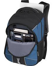 Swiss Gear SwissGear Sun Backpack With 16 Laptop Pocket (Black/Dark Blue) #C100