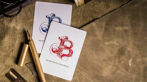 Steel Playing CardsYellowby BocopoPoker DeckCollectable
