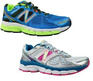 02ac3bf2babcff Das Bild wird geladen New-Balance-Damen-Herren-Laufschuhe-Schuhe-W860-M860-