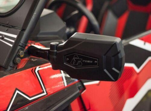 2020 Polaris RZR XP 4 1000 Tusk Pivot Folding Mirror Kit With A Pillar Mounts