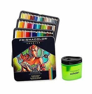 Details About Prismacolor Premier Soft Core Colored Pencil Set Of 72 Assorted Colors 3599