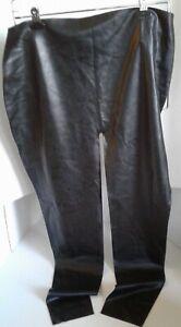 Latex-Catsuit-Gummi-Rubber-Female-Low-Rise-Trouser-Pants