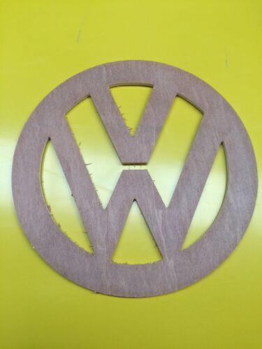 4 x VOLKSWAGEN VW logo Pochoir Plis ligne plis Ligne Camping-car T5 T4 GaufrageR