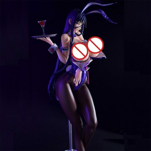 27cm Big Breasts Misa Bunny Girl Waitress Magical Girl PVC Figure NoBox