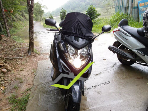 KYMCO MY ROAD 700 FRONT MOUNT SQUARE MIRRORS