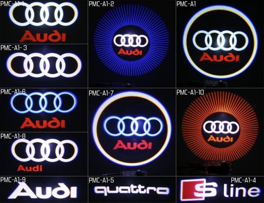 Elektriske Dele, Led projektor, Audi Alle