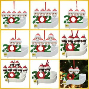 2020 XMAS Christmas Ornaments Survived The Toilet Paper Crisis Quarantine Gifts | eBay