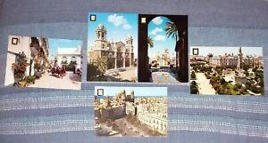 034-CADIZ-Spagna-Catedral-arco-plazas-034-5-CARTOLINE-non-viaggiate