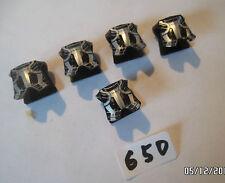 Lego Figuren: 5 Rüstungen Brustpanzer für Ritter