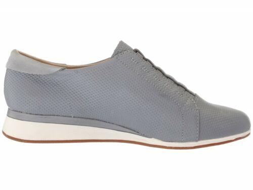 Hush Puppies Women/'s Evaro Leather Slip-On Oxford Sneakers MSRP $100