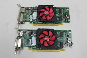 Lot 2 Dell 0wh7f Amd Radeon Hd 6450 1gb 64 Bit Ddr3 Pcie Low Profile Video Card 993273988239 Ebay