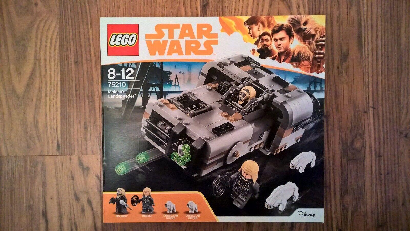 LEGO 75210 - MOLOCHS LANDSPEEDER - STAR WARS - BRAND NEW   SEALED
