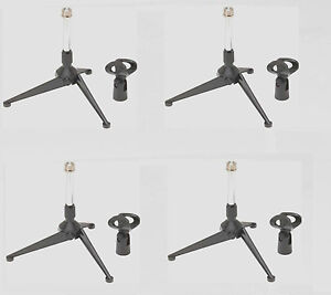 Site Officiel (4) On-stage Ds7425 Desktop Tripod Microphone Stand Best Deal! Auth Dealer! Une Grande VariéTé De ModèLes