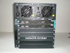 Cisco Catalyst WS-C4507R 2 x WS-X4515 Sup Engine IV