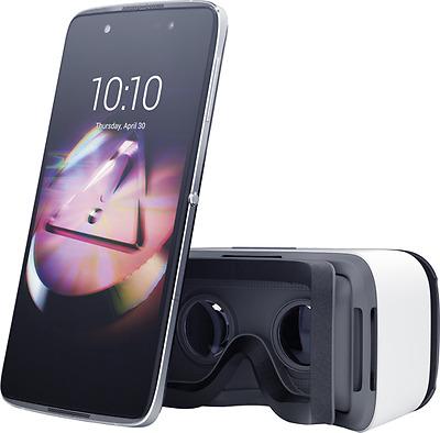 Alcatel IDOL 4+ Gafas VR Gris SMARTPHONE LIBRE