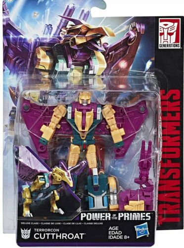 Hasbro Transformers Generations figurine Power souvent He primes Deluxe Class