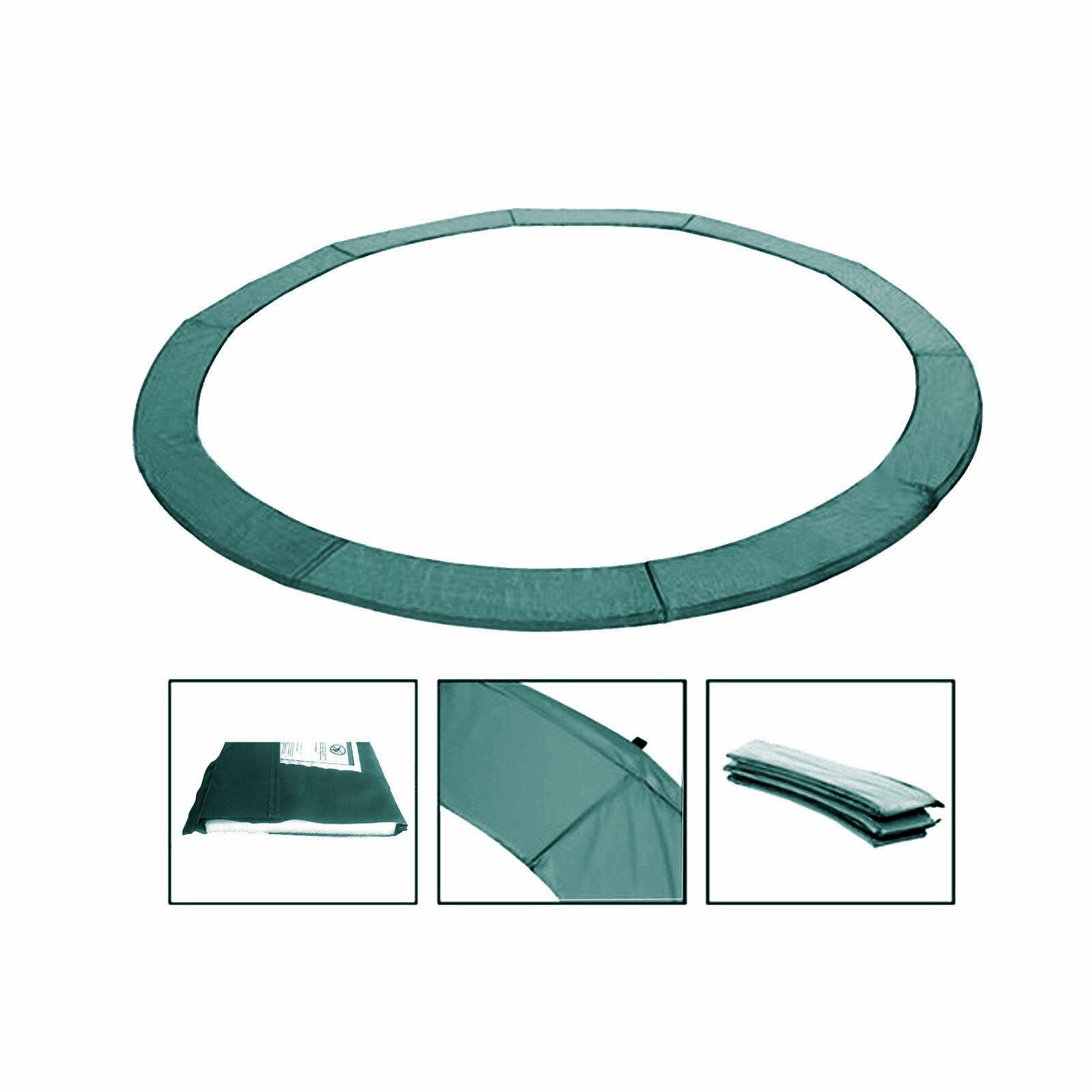 Trampoline Spring Cover 300 - 305 cm Green Edge Cover Edge Predection Cover