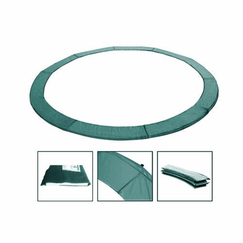 Trampoline Ressort Couvercle 360-366 cm Vert recouvre-Bord Couvercle randschutz