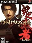 Onimusha: Warlords (Sony PlayStation 2, 2002) GOOD